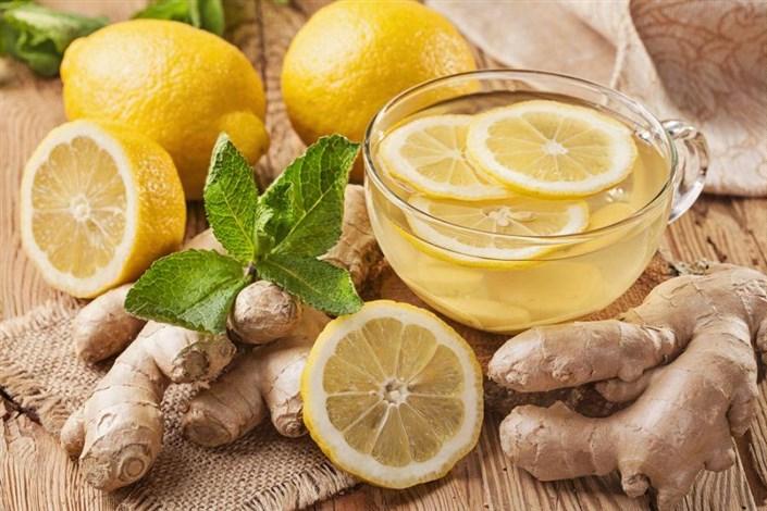 افزایش لیمو شیرین زنجبیل و سیر