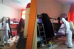 دانشگاهها را تعطیل کنید/ حضور دانشجویان در خوابگاه  باعث  تشدید بحران میشود
