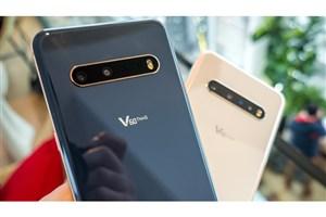 معرفی LG V60 ThinQ  با نمایشگر دوگانه