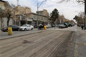بهره برداری از پروژه های عمرانی  مرکز تهرانتا پایان سال
