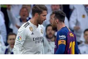 از مشخص شدن غایبان بزرگ رئال و بارسا برای بازی ال کلاسیکو تا  تمجید بیسابقه  راموس از  مسی!