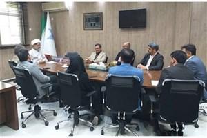 اعطای تسهیلات بانک ملت به دانشجویان دانشگاه آزاد استان خوزستان