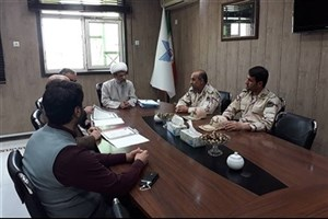 انعقاد تفاهم نامه همکاری میان دانشگاه آزاد استان خوزستان و فرماندهی مرزبانی