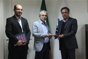 رئیس حوزه ریاست و روابط عمومی واحد بوشهر معرفی شد