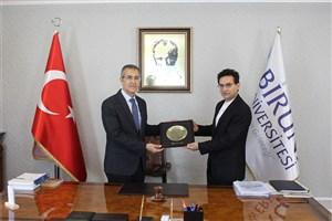 چاپ نشریه تخصصی پزشکی با همکاری دانشگاه علوم پزشکی ابوریحان بیرونی استانبول