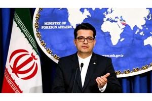 ایران به کمکهای آمریکا برای مبارزه با کرونا مشکوک است/مخالف حضو نیروهای بیگانه در منطقه هستیم