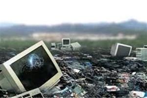 جداسازی فلزات از  زبالههای الکترونیکی با میکروارگانیسمها