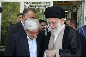 رهبر انقلاب درگذشت «سیدمحمد میرمحمدی» را تسلیت گفتند