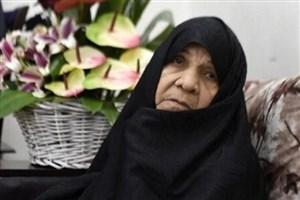 بیانیه سازمان بسیج دانشآموزی کشور در پی درگذشت مادر شهیدان فهمیده