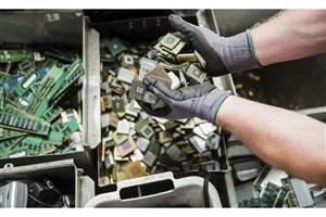 Iranian Researchers Present Novel Method to Extract Metals from e-Waste