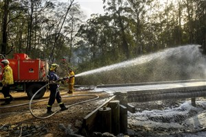 Australia's New South Wales is Finally Free From Bushfires for 1st time in 240 days
