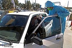 جلوگیری از ادامه سفر 1500 شهروند تهرانی پس از تب سنجی