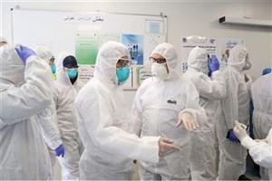 بازدید نمایندگان سازمان جهانی بهداشت از بیمارستان مسیح دانشوری+عکس
