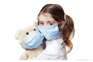مرگ و میر در کودکان مبتلا به کرونا بسیار کمتر است