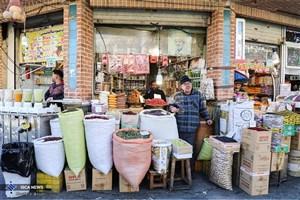 بازار تهران ضدعفونی  شد
