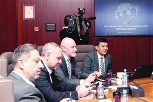 جزئیات نشست AFC با نمایندگان قطر، ایران و عراق و دوحه