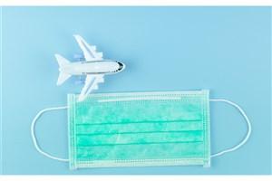 چگونه در سفرهای هوایی از بیماری پیشگیری کنیم؟