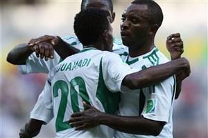 مرگ بازیکن نیجریهای پس از برخورد با بازیکن حریف