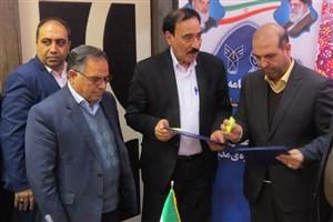 همکاری علمی، پژوهشی و آموزشی دانشگاه آزاد اسلامی لنجان با ۳ شرکت صنعتی