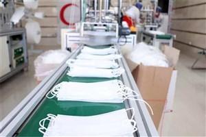 راه اندازی خطوط تولید ماسک سه لایه و لباس بیمارستانی در هلال احمر