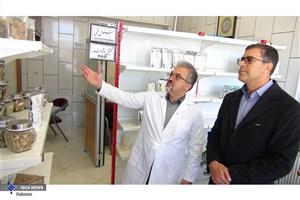 رسالت دانشگاه آزاد شهرکرد در بومی سازی و ترویج گیاهان دارویی