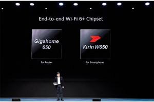 رونمایی هوآوی از اولین تراشههای Wi-Fi 6+