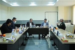 برگزاری جلسه مشترک دانشگاه آزاد اسلامی و ستادکل نیروهای مسلح