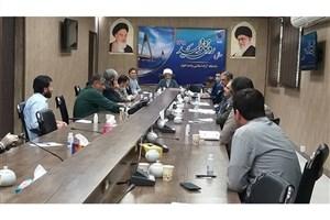 آمادگی قرارگاه جهادی دانشگاه آزاد اسلامی خوزستان برای ضدعفونی پمپبنزینها