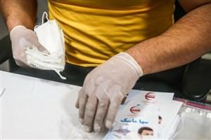 راهاندازی خط تولید ماسک در مدرسه عالی طراحی دوخت سمای اصفهان