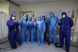 ابتلای ۱۰ هزار نفر از کادر پزشکی کشور به کرونا