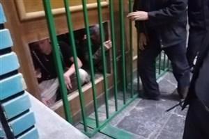 درخواست دفاتر جامعه اسلامی دانشجویان برای برخورد با عاملان هتک حرمت به حرم اهل بیت