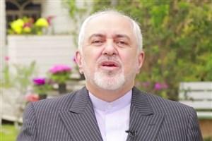 ظریف: ایران برمیخیزد و دوباره قفل زندان تحریم را میشکند
