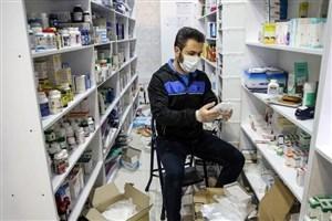توزیع ماسک و ژل ضد عفونی کننده در داروخانهها
