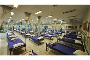 نقاهتگاه صد تختخوابی در دانشگاه آزاد اسلامی اردبیل راه اندازی شد