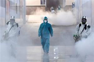 ساخت اسپری برای از بین بردن ویروس کرونا از سطوح
