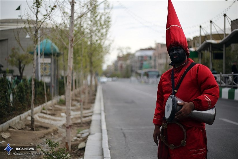 Tehran During the Persian New Year/ In Photos
