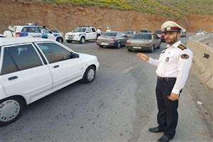 مدارک شناسایی رانندگان در ورودی شهرها بررسی می شود