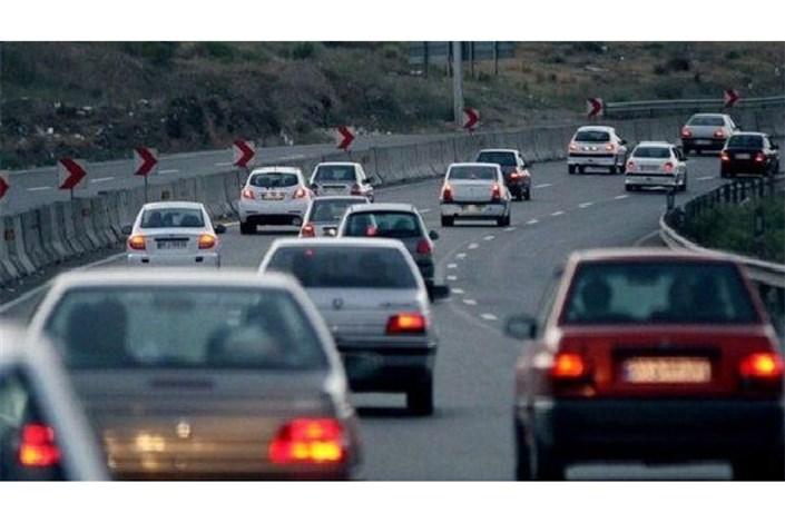 نحوه عبور خودروی مسافران غیرتهرانی از تهران