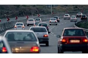 نحوه عبور خودروی مسافران غیرتهرانی از تهران/جریمه نیم میلیونی رانندگان متخلف