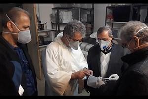 راهاندازی شرکت دانش بنیان تولیدی ماسک در دانشگاه آزاد اسلامی واحد تبریز