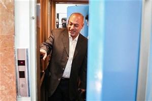 امیری: رایزنی سعادتمند برای پرداخت بدهیهای استقلال اقدام مثبتی است