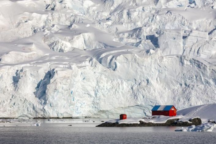 1st-Ever Heat Wave in East Antarctica Recorded