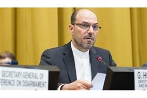دهقانی خواستار مخالفت اتحادیه اروپا با تحریمهای آمریکا شد