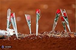 دفن قربانیان کرونا ویروس