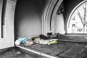 خطر کرونا برای بیخانمانهای آمریکایی