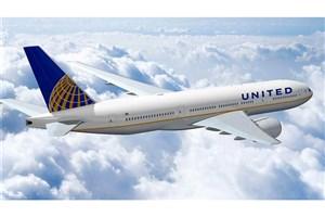 شرکت یونایتد ایرلاینز آمریکا، پرواز به نیویورک را به یک دهم کاهش میدهد