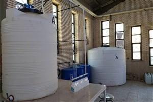 تولید 2 هزار لیتر محلول ضدعفونی دست و محیط در آزمایشگاه واحد شاهرود