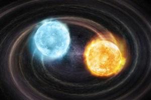 کشف ستارههای دودویی با منبع گرانشی شدید