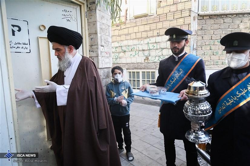 بسته اهدایی مسجد جمکران به مناسبت نیمه شعبان