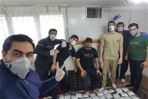 توزیع هزار و 500 ماسک و 2 هزار دستکش در مناطق محروم تهران